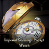 Sea of Thieves - Imperial Sovereign Pocket Watch