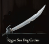 Sea of Thieves - Rogue Sea Dog Cutlass