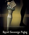 Sea of Thieves - Royal Sovereign Pegleg