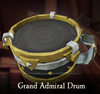 Sea of Thieves - Grand Admiral Drum