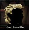 Grand Admiral Hair