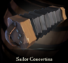 Sea of Thieves - Sailor Concertina