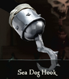 Sea of Thieves - Sea Dog Hook