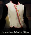 Sea of Thieves - Executive Admiral Shirt