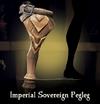 Sea of Thieves - Imperial Sovereign Pegleg