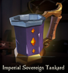 Sea of Thieves - Imperial Sovereign Tankard