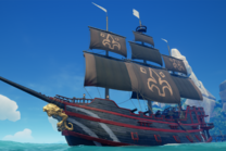 Sovereign Sails on Galleon