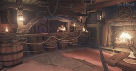 Sea of thieves - tavern