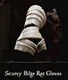 Sea of Thieves - Scurvy Bilge Rat Gloves