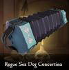 Sea of Thieves - Rogue Sea Dog Concertina