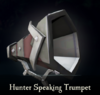 Sea of Thieves - Hunter Speaking Trumpet