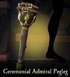 Sea of Thieves - Ceremonial Admiral Pegleg