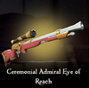 Sea of Thieves - Ceremonial Admiral Eye of Reach