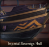 Sea of Thieves - Imperial Sovereign Hull