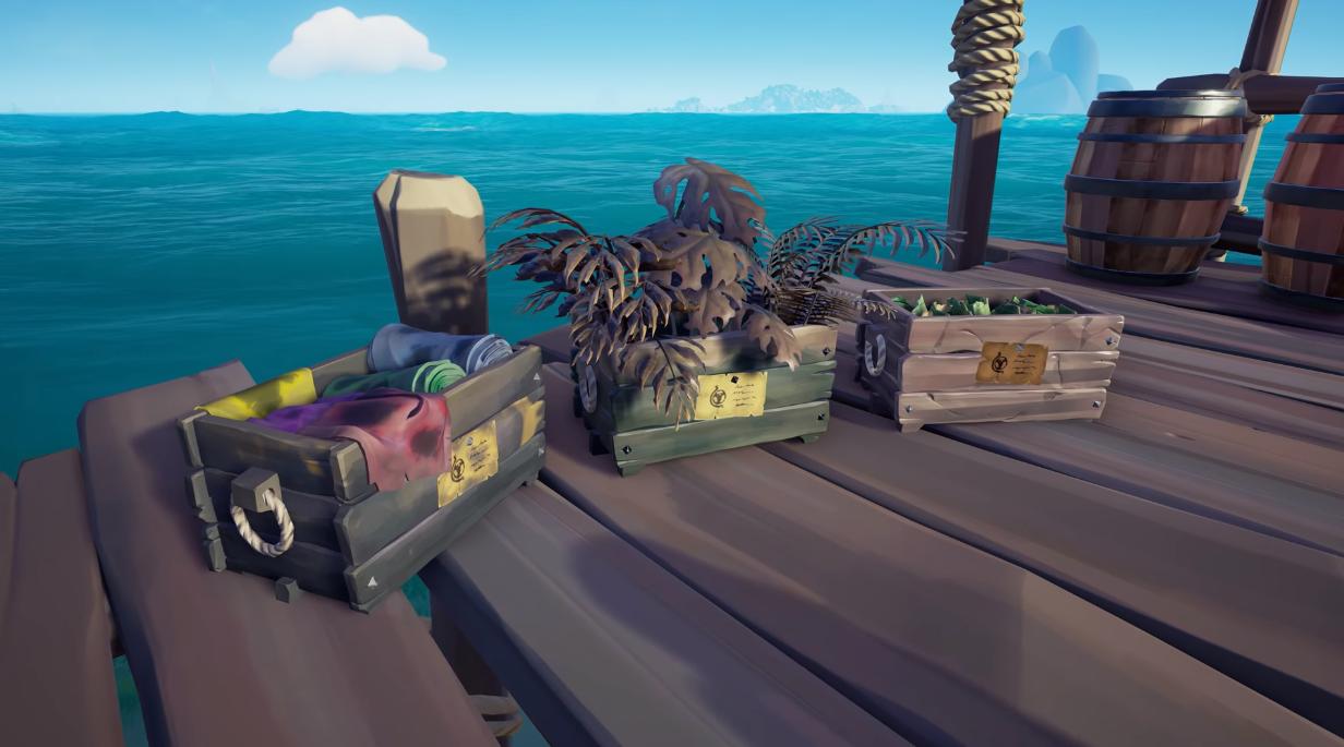 Cargo Runs   Sea of Thieves Wiki   FANDOM powered by Wikia