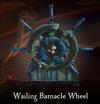 Sea of Thieves - Wailing Barnacle Wheel