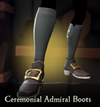 Sea of Thieves - Ceremonial Admiral Boots