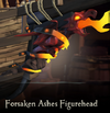 Sea of Thieves - Forsaken Ashes Figurehead