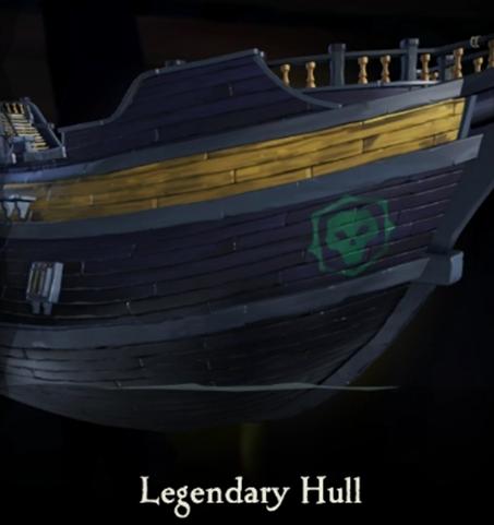 Legendary Hull | Sea of Thieves Wiki | FANDOM powered by Wikia