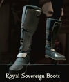 Sea of Thieves - Royal Sovereign Boots