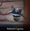 Sea of Thieves - Admiral Capstan