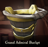 Sea of Thieves - Grand Admiral Bucket