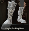 Sea of Thieves - Rogue Sea Dog Boots