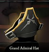 Grand Admiral Hat