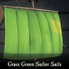 Sea of Thieves - Grass Green Sailor Sails