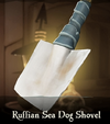 Sea of Thieves - Ruffian Sea Dog Shovel