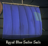 Sea of Thieves - Royal Blue Sailor Sails