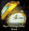 Sea of Thieves - Royal Sovereign Pocket Watch