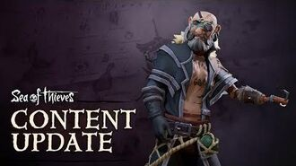 Official Sea of Thieves Content Update The Hunter's Call
