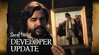 Official Sea of Thieves Developer Update September 27th 2018