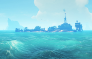 Sea of Thieves - Crows nest fortress image1