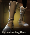 Sea of Thieves - Ruffian Sea Dog Boots