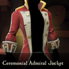 Sea of Thieves - Ceremonial Admiral Jacket