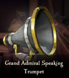 Sea of Thieves - Grand Admiral Speaking Trumpet