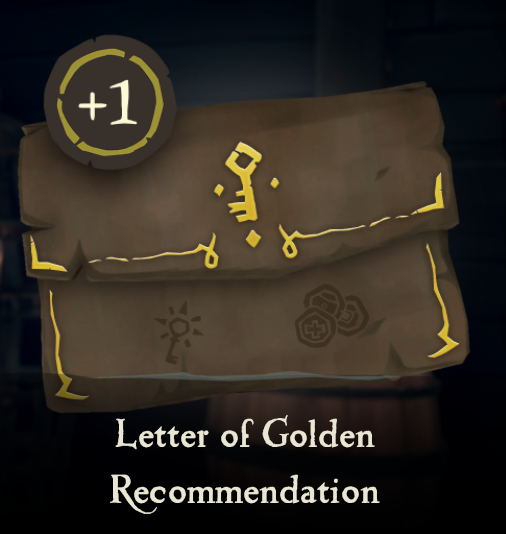 Letter of Formal Recommendation | Sea of Thieves Wiki | FANDOM