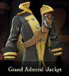 Sea of Thieves - Grand Admiral Jacket