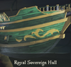 Sea of Thieves - Royal Sovereign Hull