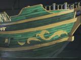 Royal Sovereign Hull