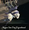Sea of Thieves - Rogue Sea Dog Figurehead