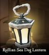 Sea of Thieves - Ruffian Sea Dog Lantern