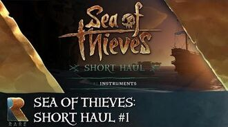 Sea of Thieves Short Haul 1 Instruments