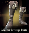 Sea of Thieves - Majestic Sovereign Boots