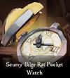 Sea of Thieves - Scurvy Bilge Rat Pocket Watch