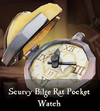 Sea of Thieves - Scurvy Bilge Rat Pocket Watch