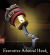 Sea of Thieves - Executive Admiral Hook