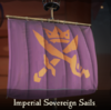 Sea of Thieves - Imperial Sovereign Sails